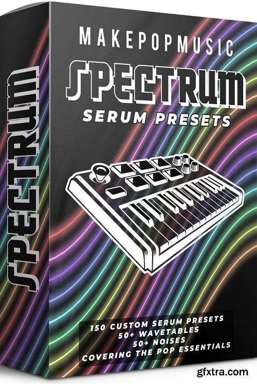 Make Pop Music Spectrum for Serum-DECiBEL