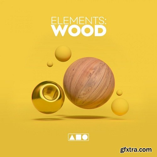 Squadpack Elements Wood Percussion Sample Pack WAV-FLARE