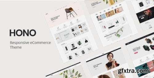 ThemeForest - Hono v1.0.0 - Multipurpose WooCommerce WordPress Theme - 29198040