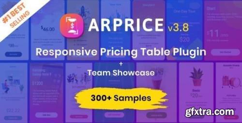 CodeCanyon - ARPrice v3.8 - WordPress Pricing Table Plugin - 10049883 - NULLED