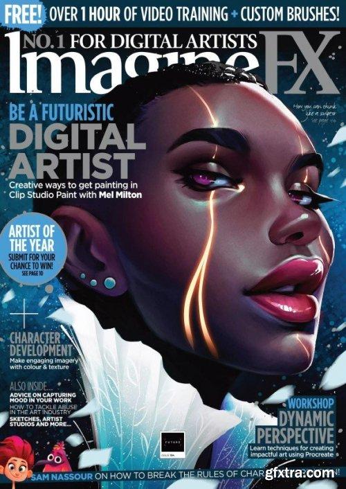 ImagineFX - Issue 194, Christmas 2020