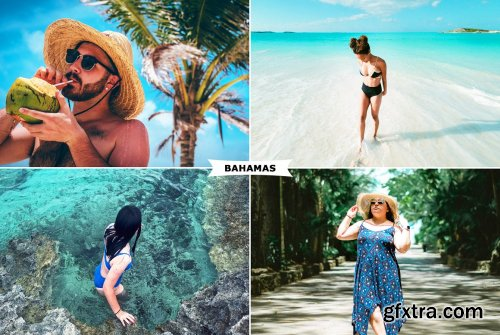 CreativeMarket - 6 IN 1 Photoshop Actions Bundle 5188740