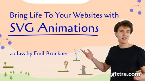 Bring Life To Your Websites with SVG Animations