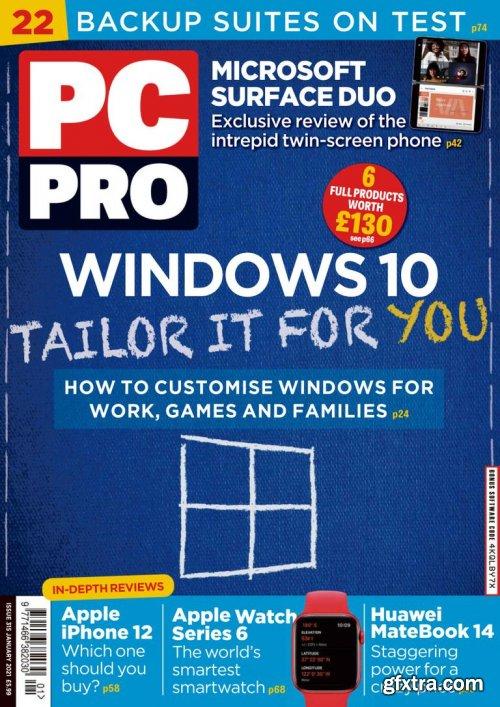 PC Pro - January 2021