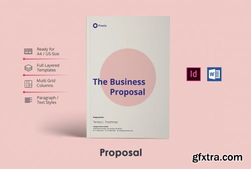 CreativeMarket - Proposal 4835175