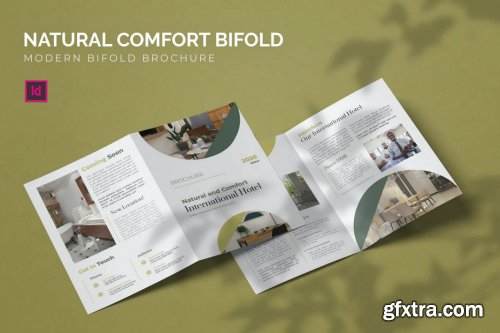 Natural and Comfort Hotel - Bifold Brochure