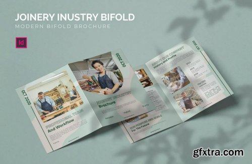 Joinery Industry - Bifold Brochure
