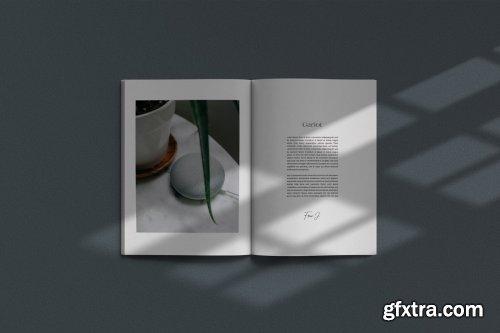 CreativeMarket - GARIOT Magazine Mockups 5638050