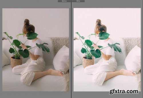 CreativeMarket - Bright and White Lightroom Preset 5562498
