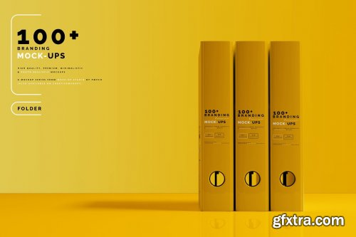 CreativeMarket - 100+ Branding Mockups 5638638