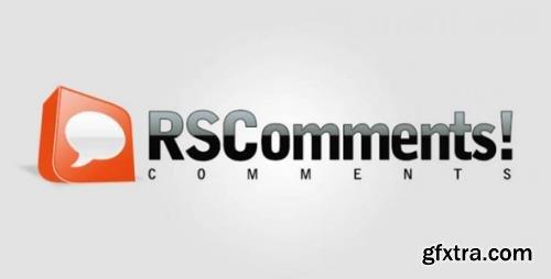 RSJoomla - RSComments! v1.13.21 - Joomla Comment System