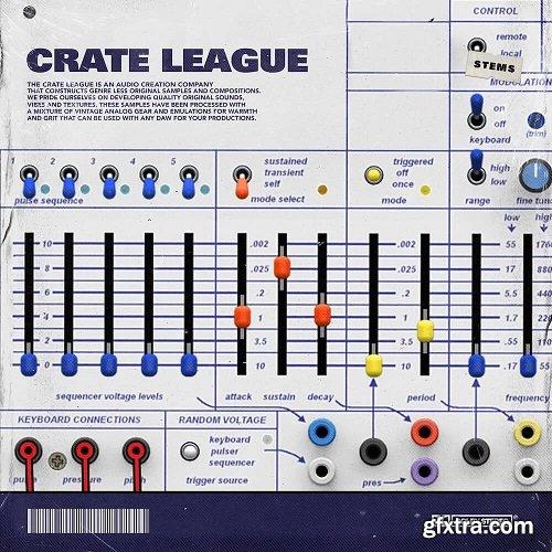 The Crate League OSC Oscillation WAV-DECiBEL