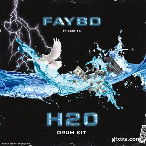 Faybo H2O Drill Kit MULTiFORMAT-DECiBEL