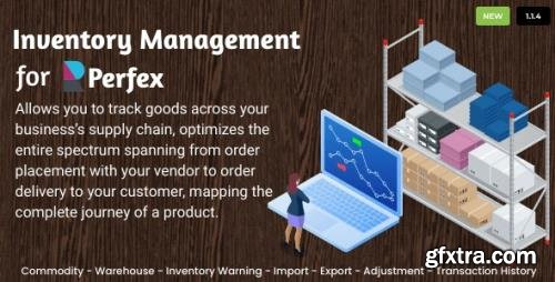 CodeCanyon - Inventory Management for Perfex CRM v1.0.0 - 27465701