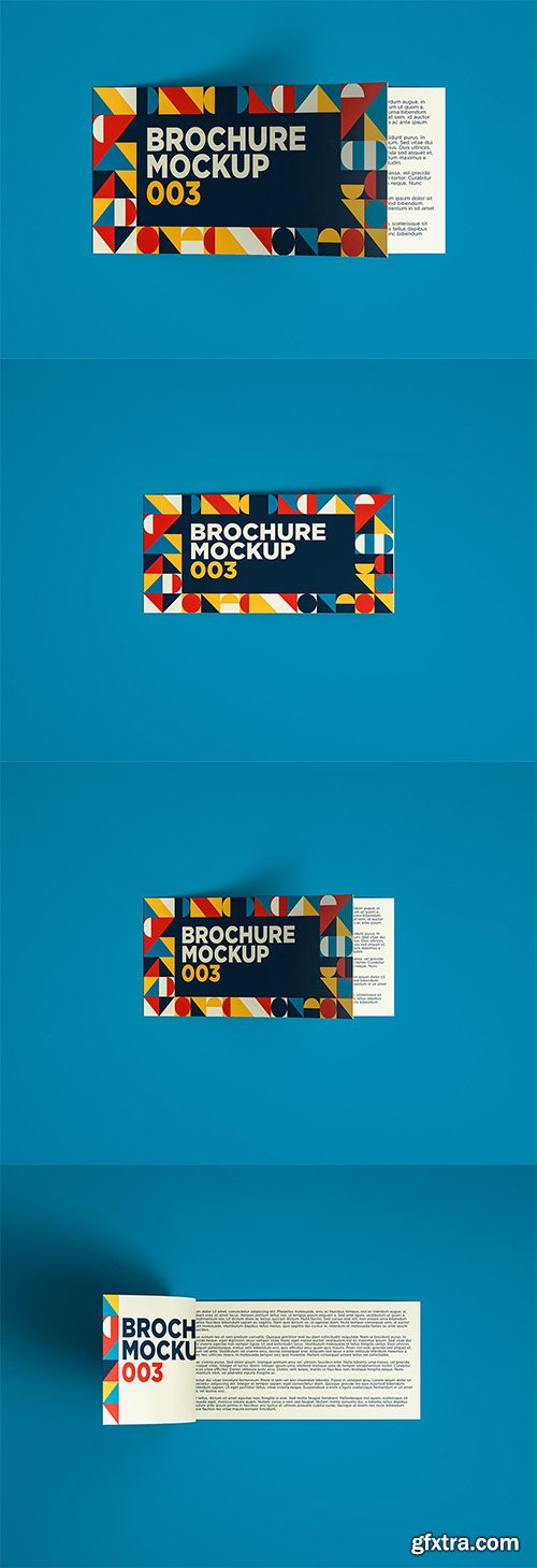 Brochure Mockup 003