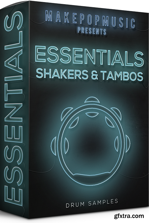 Make Pop Music Essentials Shakers and Tambourines MULTiFORMAT-DECiBEL