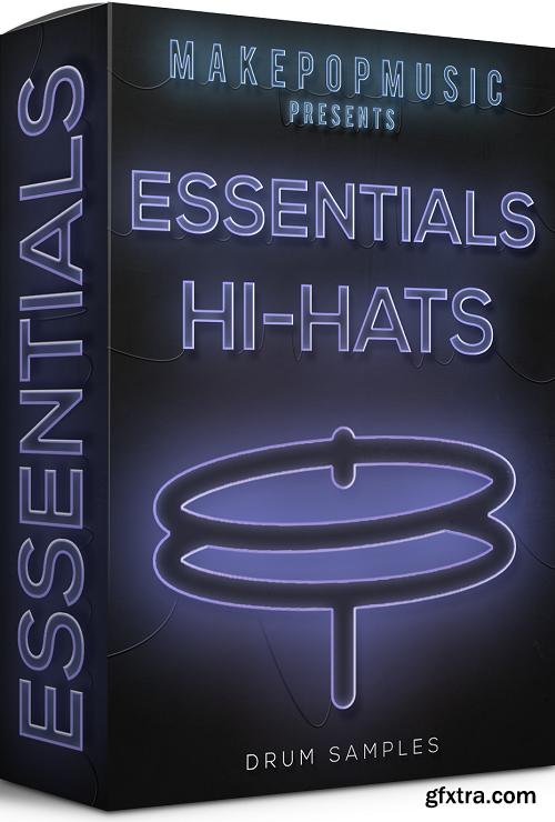 Make Pop Music Essentials Hi Hats MULTiFORMAT-DECiBEL