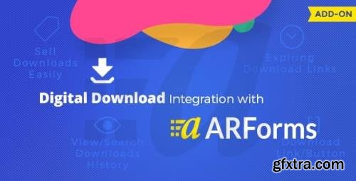 CodeCanyon - Digital downloads with Arforms v1.7 - 11609535