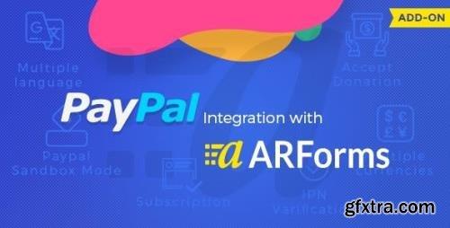 CodeCanyon - Paypal Addon for Arforms v2.1 - 7140646