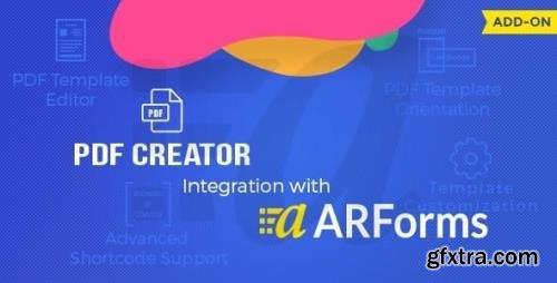 CodeCanyon - Pdf creator for Arforms v3.5 - 8605232