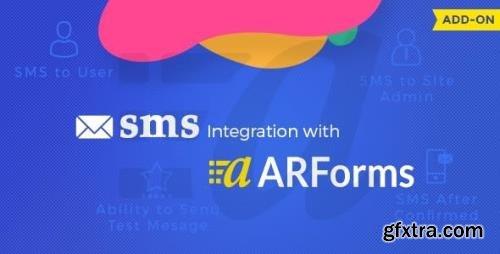 CodeCanyon - SMS with Arforms v1.6 - 12169823