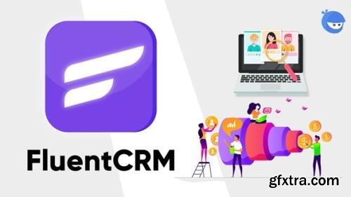 FluentCRM Pro v1.1.91 - Marketing Automation For WordPress - NULLED