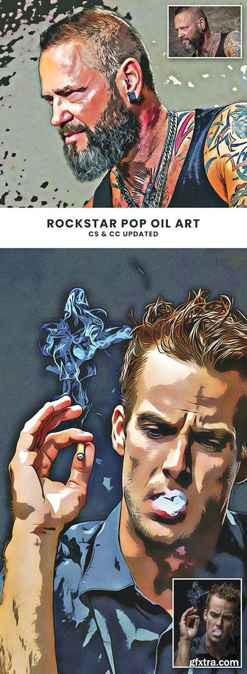 GraphicRiver - Rockstar Pop Oil Art 29374411