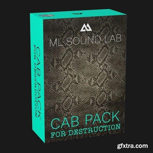ML Sound Lab Cab Pack For Destruction IR