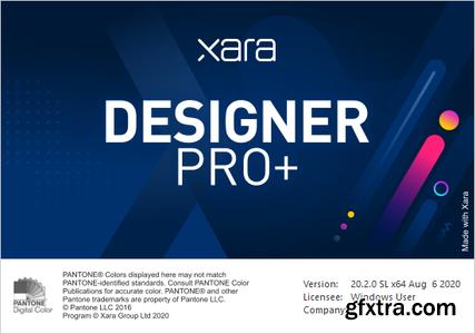 Xara Designer Pro+ 20.6.0.60714 Portable