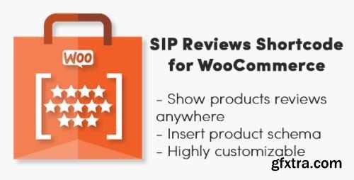 ShopitPress - SIP Reviews Shortcode for WooCommerce v1.5.4 - NULLED