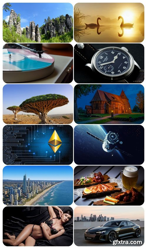 Beautiful Mixed Wallpapers Pack 967