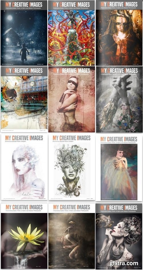 My Creative Images - 2020 Full Year Collection Issues