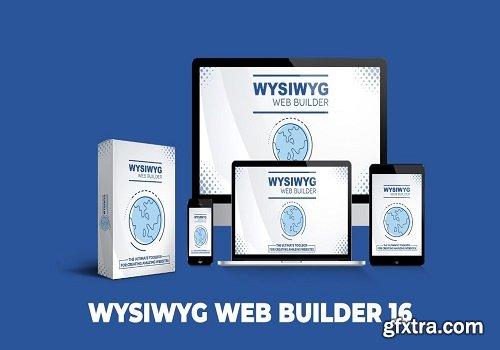 WYSIWYG Web Builder 16.1.0