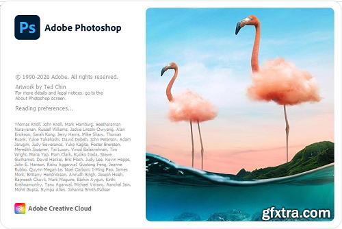 Adobe Photoshop 2021 v22.1.0.94 (x64) Multilingual Portable