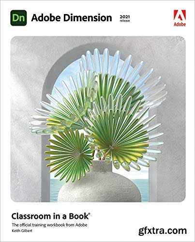 Adobe Dimension Classroom in a Book (2021 release)