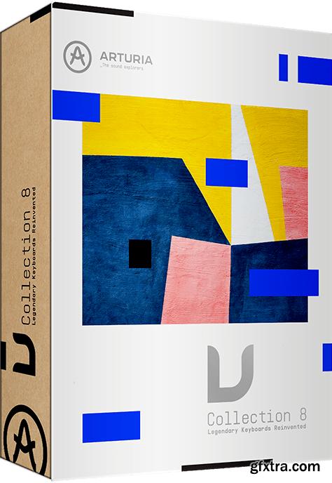 Arturia V Collection 8 v8.5.0