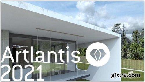 Artlantis 2021 v9.5.2.25095 Multilingual Portable