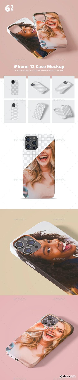 GraphicRiver - Phone 12 Case 3d Mockup - 29444862