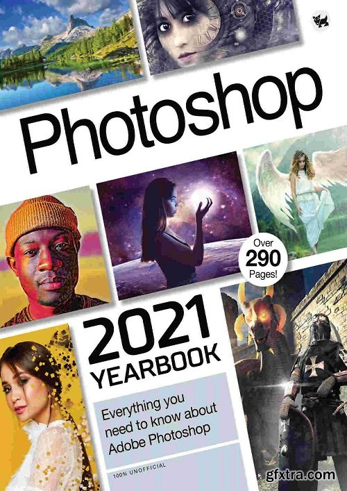 Photoshop - Yearbook 2021