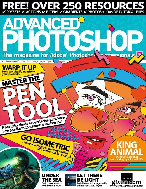 Advanced Photoshop - Issue 176, 2018