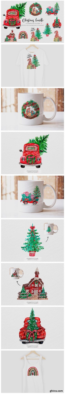 Christmas Bundle 9 PNG 6850432