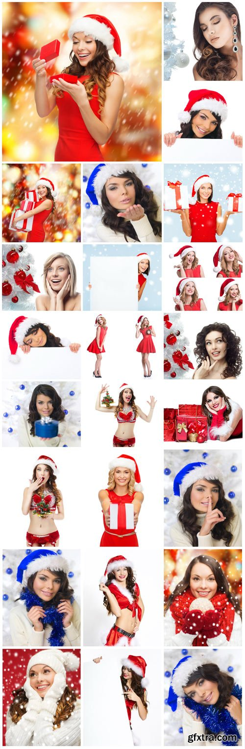 New Year and Christmas stock photos №31