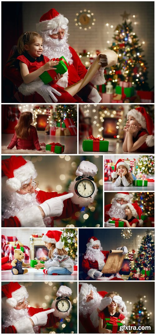 New Year and Christmas stock photos №32
