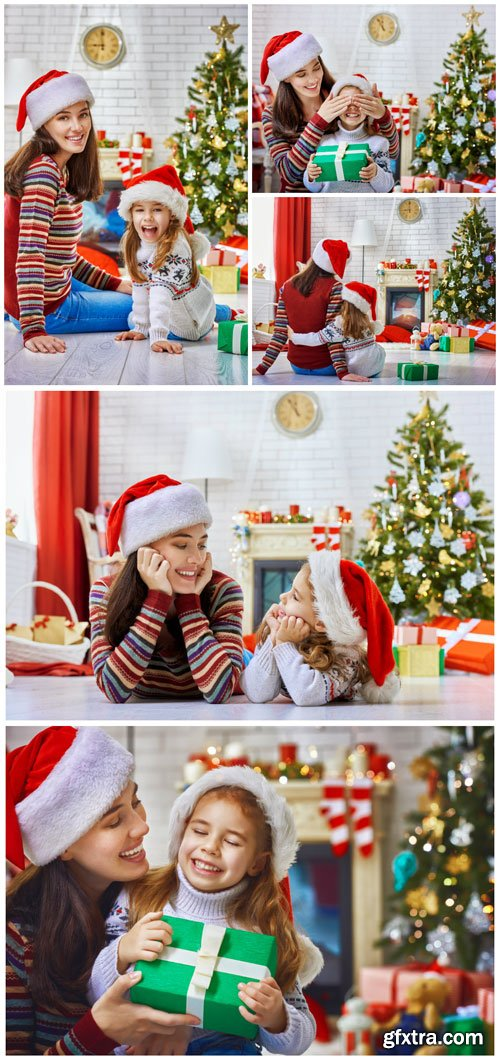New Year and Christmas stock photos №30