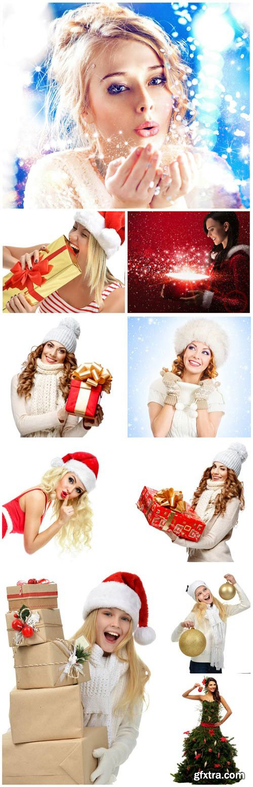 New Year and Christmas stock photos №28