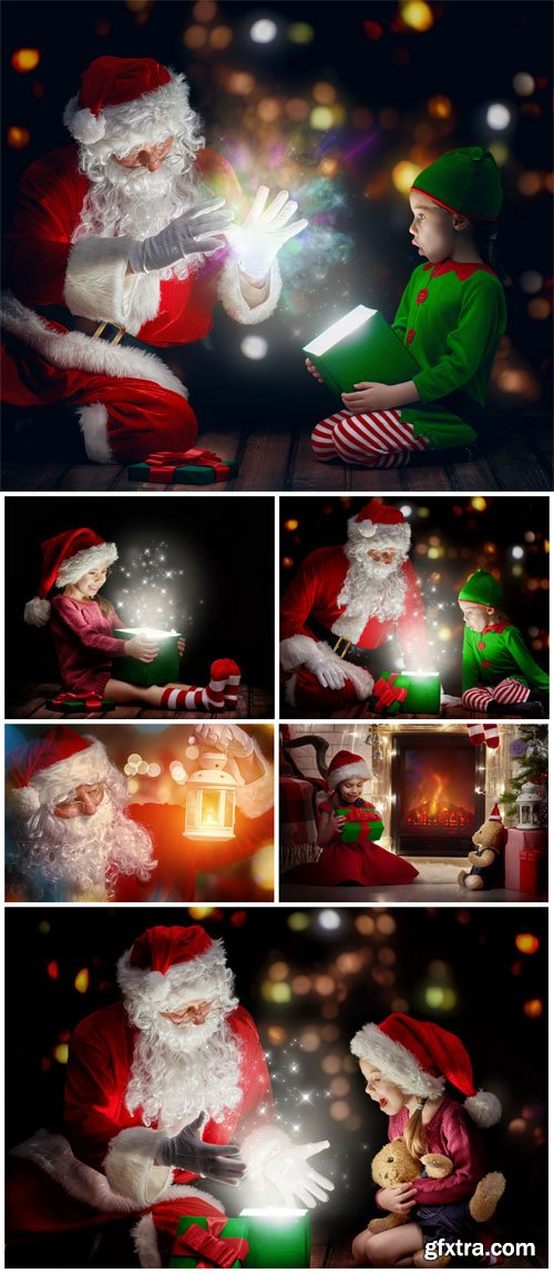 New Year and Christmas stock photos №4
