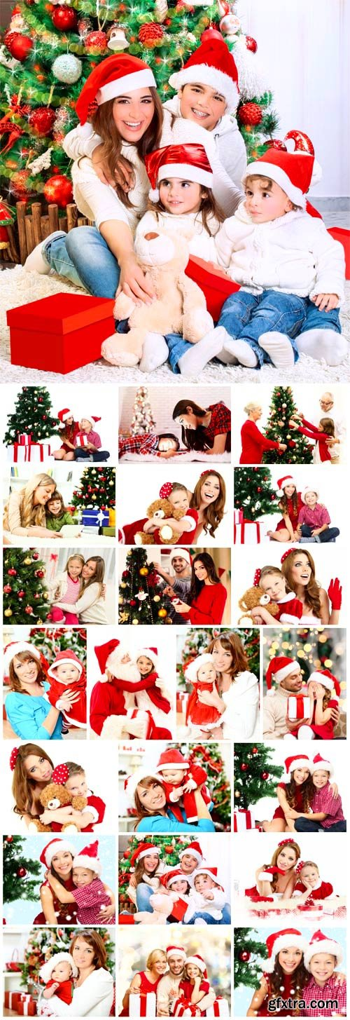 New Year and Christmas stock photos №10