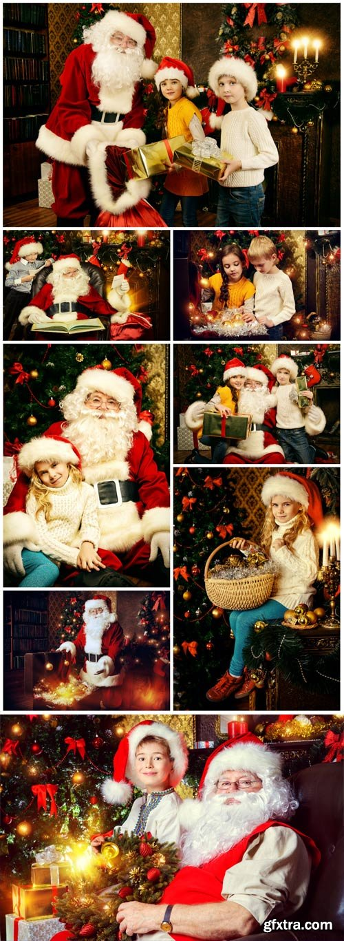 New Year and Christmas stock photos №7