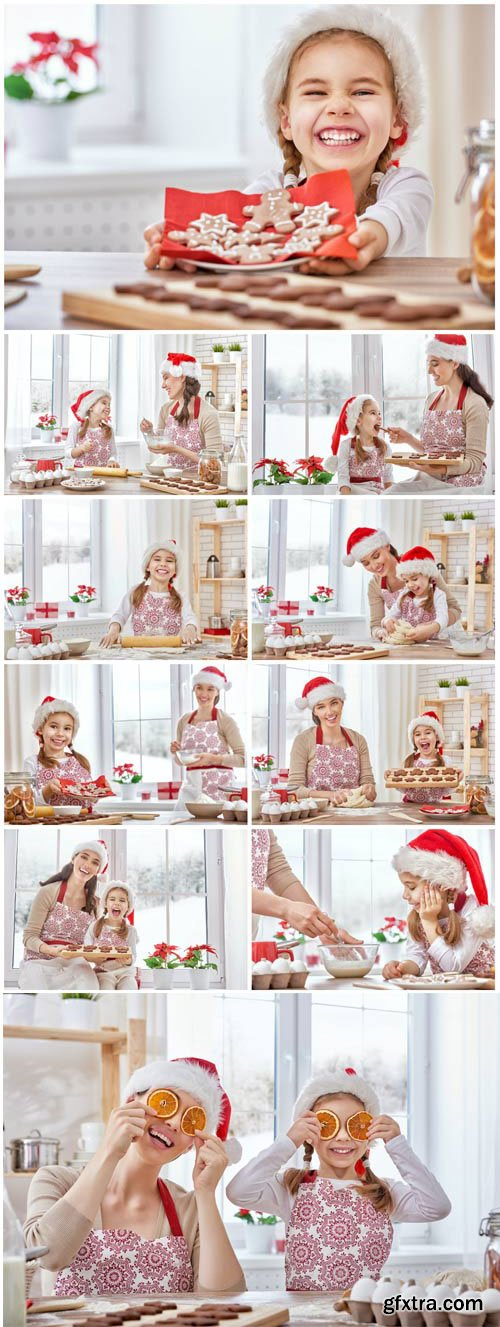 New Year and Christmas stock photos №17