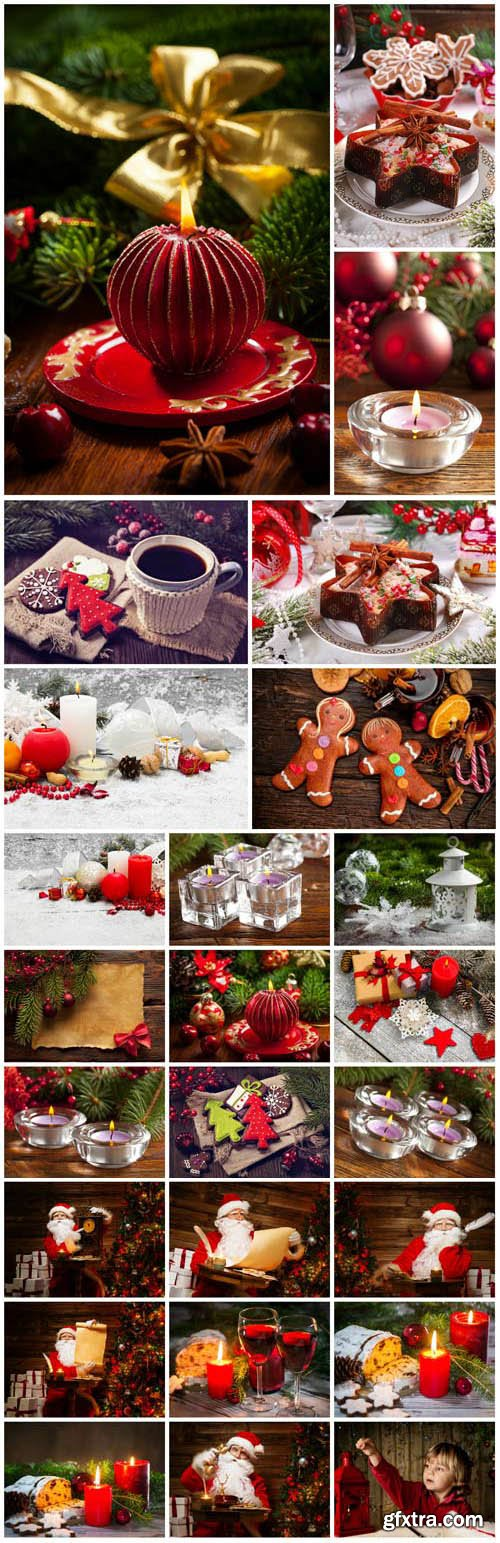 New Year and Christmas stock photos №48